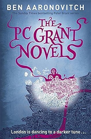 book cover of P C Grant Novels