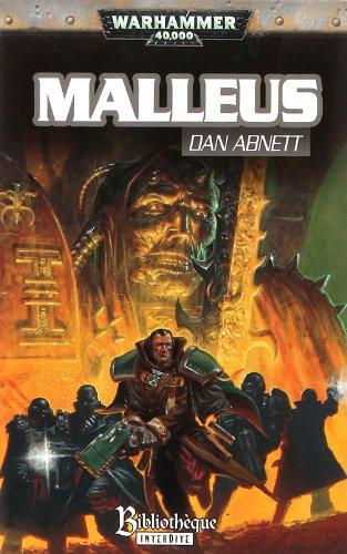 La Trilogie Eisenhorn, Tome 2 : Malleus par Dan Abnett