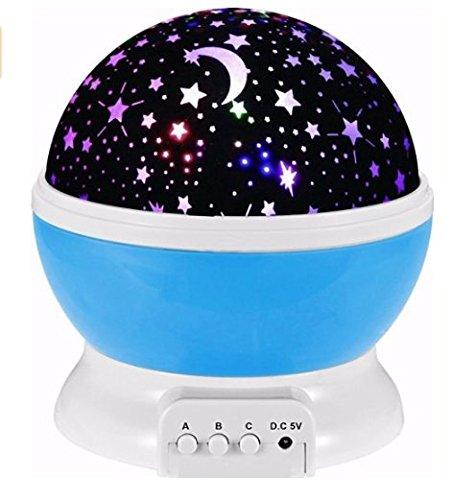 Proyector de Estrellas LED Regalo para Niños Niñas