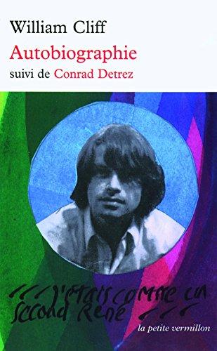 Autobiographie/Conrad Detrez par William Cliff
