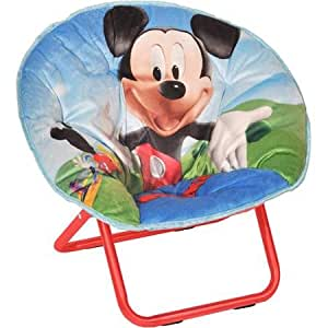Disney Mickey Mouse Toddler Saucer Chair