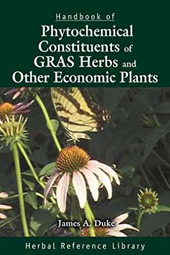 [(Handbook of Phytochemical Constituents of GRAS Herbs and Other Economic Plants : Herbal Reference Library)] [By (author) James A. Duke] published on (December, 2000)