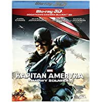 Captain America: The Winter Soldier [Blu-Ray]+