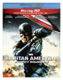 Captain America: The Winter Soldier [Blu-Ray]+[Blu-Ray 3D] [Region B] (IMPORT) (Keine deutsche Version)