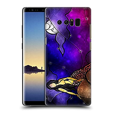 Official Mandie Manzano Fairy Tale Mermaid Hard Back Case for Samsung Galaxy Note8 / Note 8