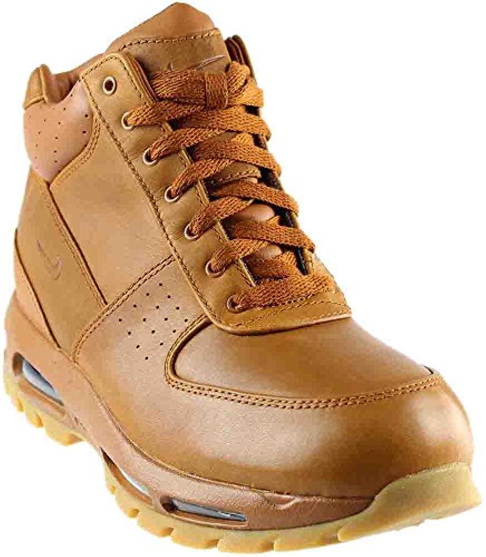 Nike Air Max Goadome Men's Shoes Tawny/Gum Light Brown 865031 208 (8.5 D(M) US)