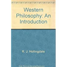 Western Philosophy: An Introduction