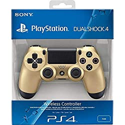 Sony - DualShock 4 - Mando Inalámbrico color Dorado