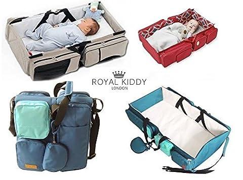 ROYAL KIDDY LONDON © 3 IN 1 FALTBARES BABY REISE