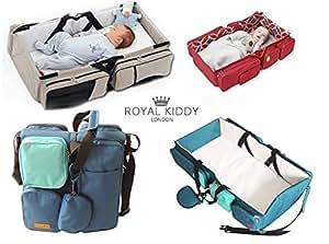 royal kiddy london 3 en 1 un sac b b pliable et un sac de voyage le sac langer berceau. Black Bedroom Furniture Sets. Home Design Ideas