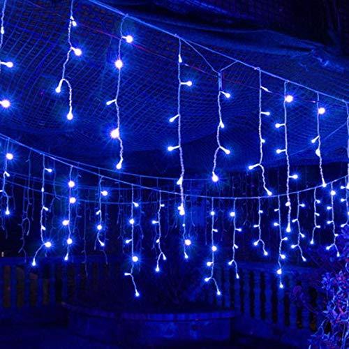 Herz Lichterkette, Loxmy Licht Sterne Lichterkette Innen Deko Batterienbetriebene Weihnachtsbeleuchtung für Weihnachten Hochzeit Garden Decor Weihnachtsbaum wandlampe