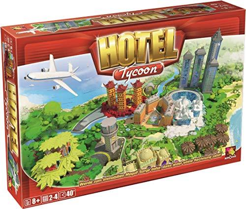 Asmodee 001919 - Hotel Tycoon, Brettspiel