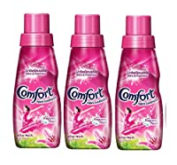 Comfort After Wash Lily Fresh Fabric Conditioner - 220 ml (Pack of 3)