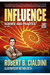 Influence - Science and Practice - The Comic (English Edition) Formato Kindle