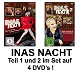 Inas Nacht Best of Singen & Best of Sabbeln, Vol. 1+2 (4 DVDs)