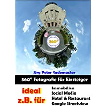 360 Grad Fotografie für Einsteiger: Wie funktioniert die Erstellung von 360° Fotos und Videos  mit der Ricoh Theta V