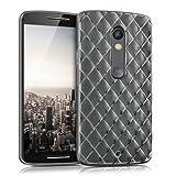 kwmobile Crystal Case Hülle für Motorola Moto X Play