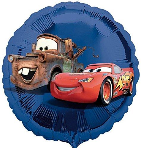 Disney Pixar Cars Lightning McQueen Folienballon Folien Ballon 46 cm *NEU*OVP*