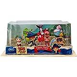 Disney Jake & The Neverland Pirates 7 Figure Set