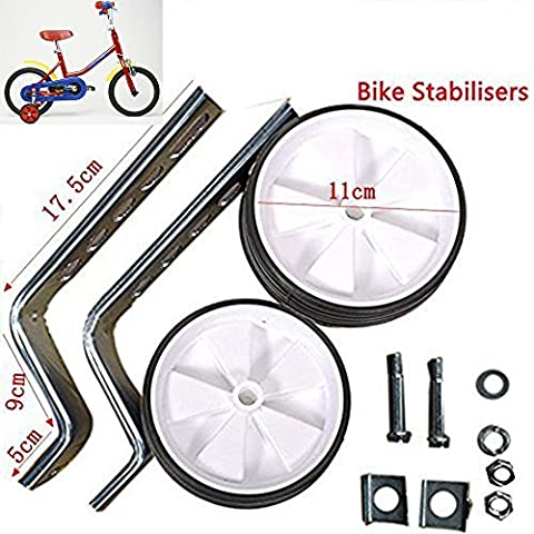 Bike Stabilisers Bicycle Stabilisers For Kids Cycle Children 12-20