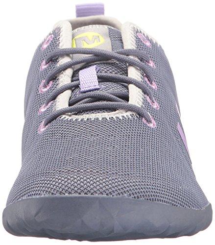 Merrell Civet Lace, sneakers, US Sleet (sfumature di grigio)