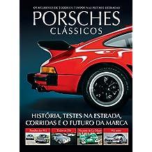 Carros dos Sonhos 02 – Porsches Clássicos (Portuguese Edition)