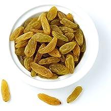Berries And Nuts Dried Indian Green Raisins (Green Kishmish), 250 Grams