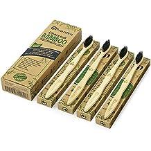 Nubeter Cepillos de dientes de bambú  c5e5a1579848