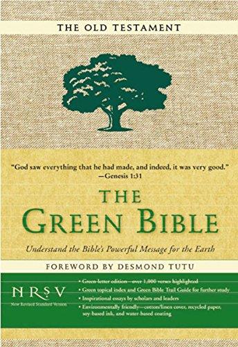 NRSV, Green Bible, Old Testament, eBook (English Edition) Old English Green