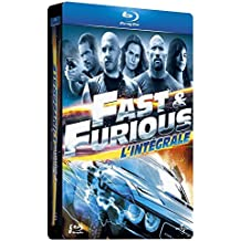 Fast and Furious - L'intégrale 5 films