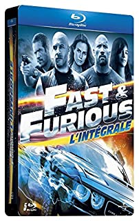 Fast and Furious-L'intégrale 5 Films [Pack Collector boîtier SteelBook] (B0056BMW7W) | Amazon price tracker / tracking, Amazon price history charts, Amazon price watches, Amazon price drop alerts