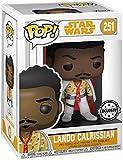 Star Wars Lando Calrissian Vinyl Figure 251 Funko Pop! Standard