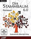 Der Stammbaum 6.0 Premium - Professionelle Ahnenforschung