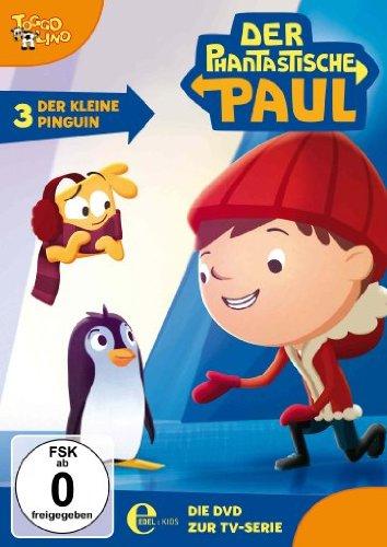 DVD 3: Der kleine Pinguin