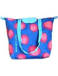 d8cc4b4b2 Bolsa de la compra 'Agatha Ruiz De La Prada'rosa azul.