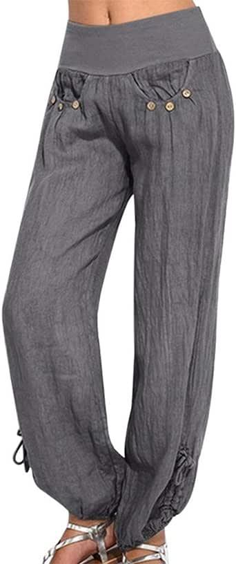 34-38 grau schwarz rosa blau XS-M Stoffhose,kurz kurze Hose olive