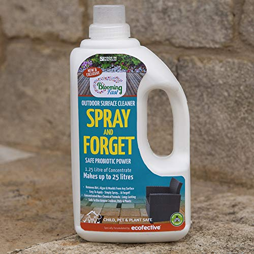YouGarden BF Spray & Forget Eco Patio Cleaner 1 25L cnc
