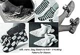 Douces, chaudes, confortables pantoufles à tricoter ~ 5 modèles de tricot pour des chaussons...