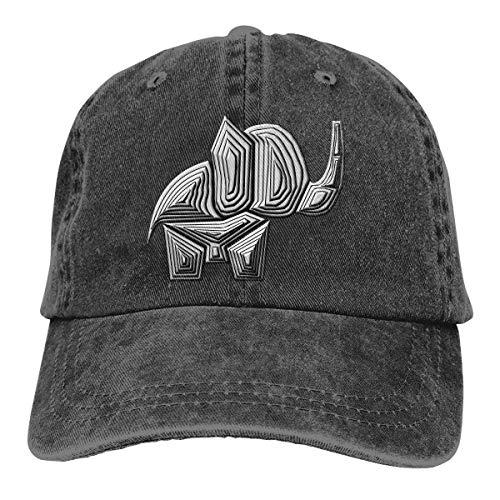 Mesh Hat Trash Panda Cartoon Cute Strapback Hats Unisex Cap Fashion