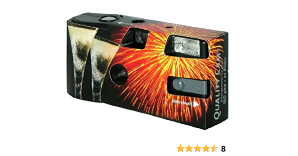 Party 400 27 Flash Einwegkamera Kamera