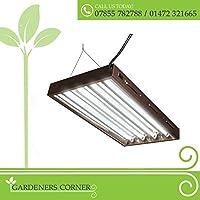 Propagazione Pianta Idroponica T5LED lampadine illuminazione 1,2m X 4 - Fluorescente Pianta Lampadine