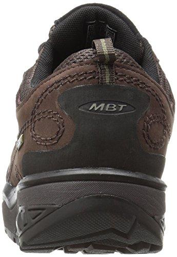MBT Himaya Gtx, Scarpe Outdoor Multisport Donna Multicolore (Brown Black)