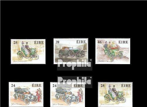 Prophila Irland 671D,E,672D,E,673D,674E (kompl.Aus 1989 Verkehrswesen (Briefmarken für Sammler)
