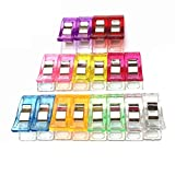 Royalr 60pcs Süßigkeit-Farben-Kleidung-Stifte Pegs