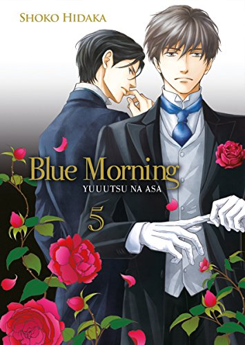 Blue Morning - Tome 05 - Livre (Manga) - Yaoi - Hana Collection