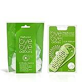Bye bye olores Clip + Pack de Perlas Neutralizadoras de olores Freshwave
