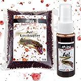 Ryba - Stinkbombe - Lockstoff Set Aal - Spray + Pellets