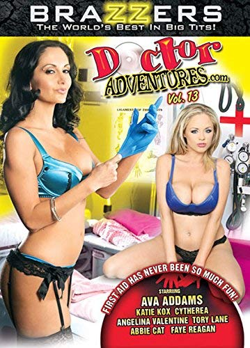 Doctor Adventures Vol. 13 BRAXXERS