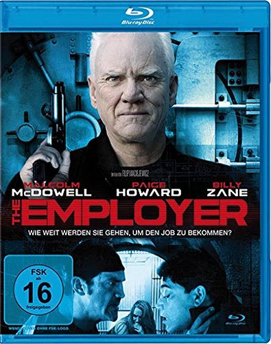 The Employer [Blu-ray]