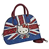Hello Kitty 45509 Moonlight Handtasche, Blue